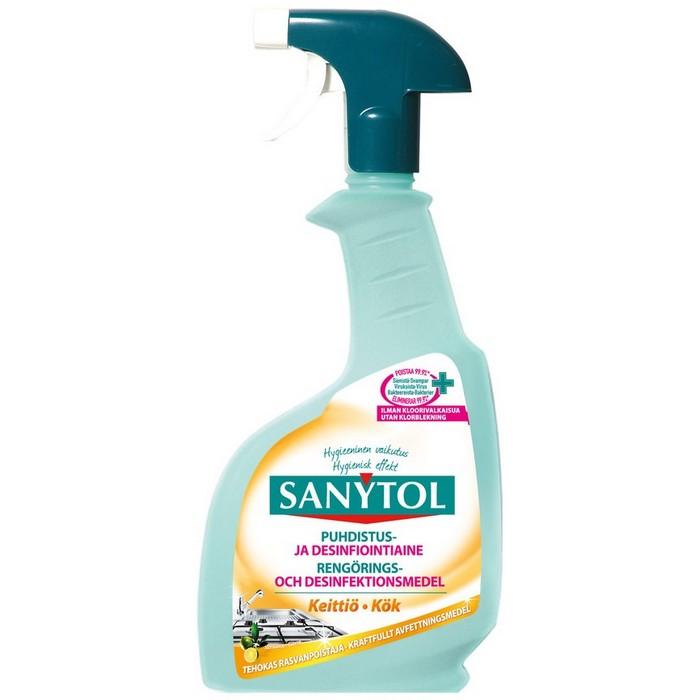 дезинфектор для кухни Sanytol