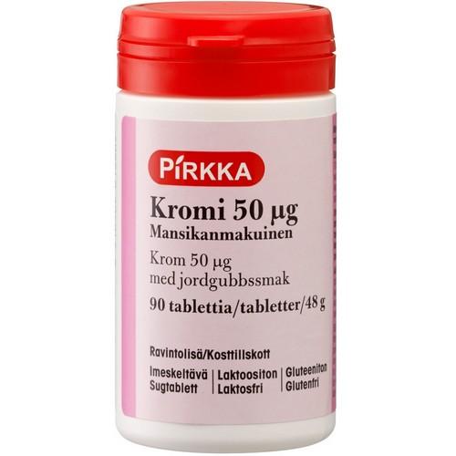 витамины хром из финляндии