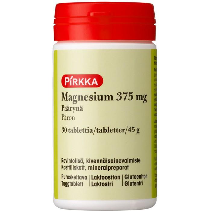 витамины из Финляндии Магний