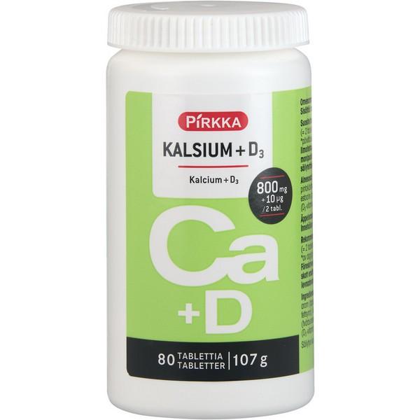 кальций и витамин Д из Финляндии