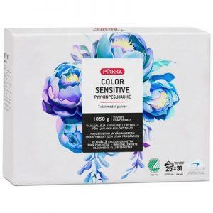 Гипоаллергенный стиральный порошок Pirkka Sensitive Color