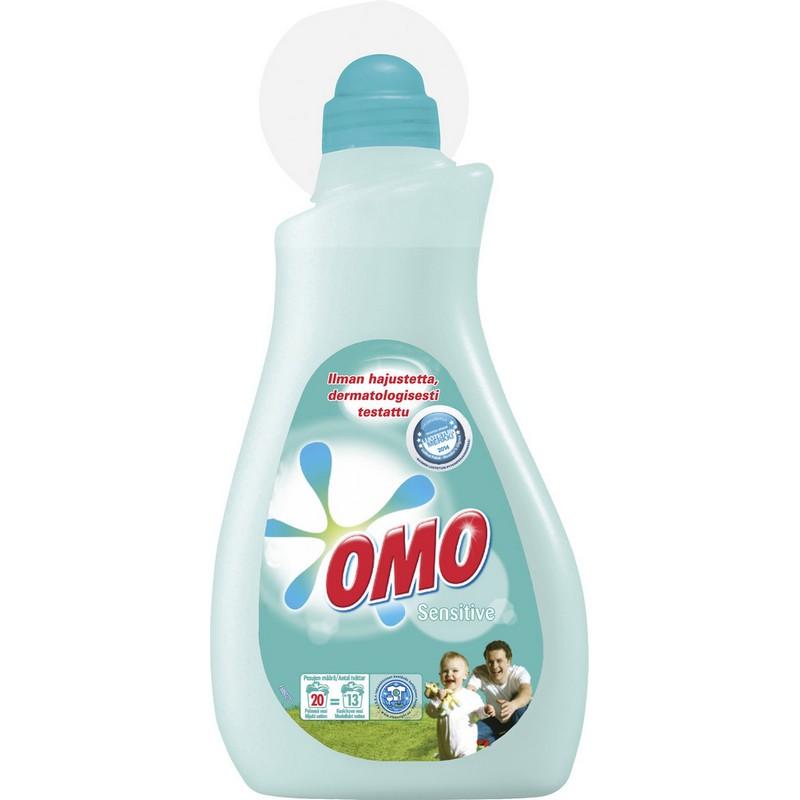 Гель для стирки детской одежды OMO