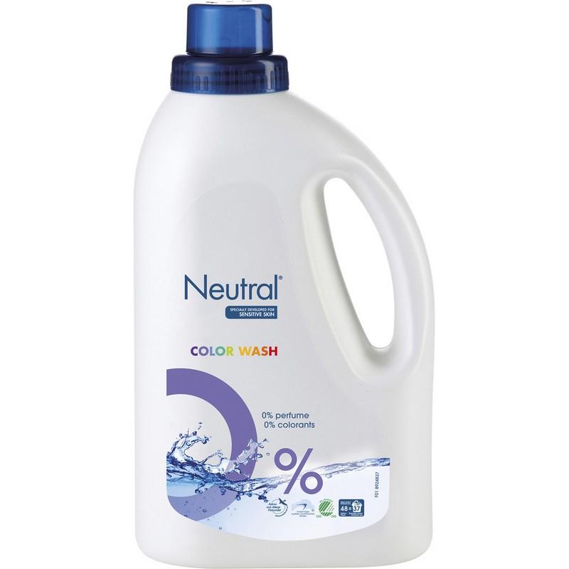 гипоаллергенный гель для стирки Neutral