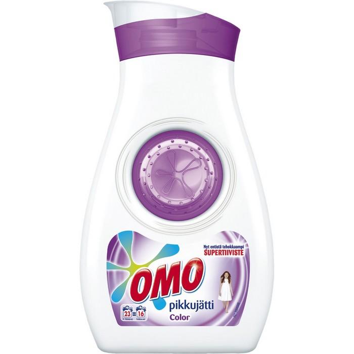 Omo гель концентрат для стирки