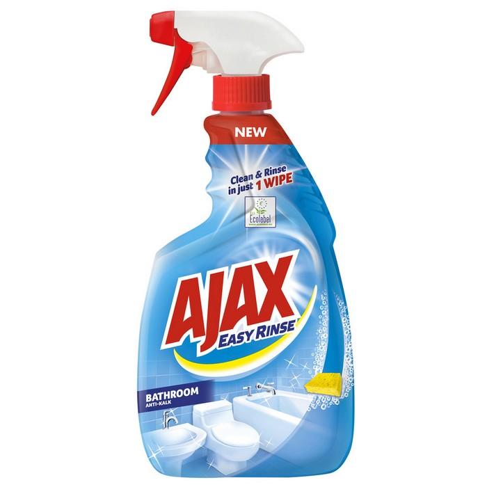 Спрей для уборки в ванной Ajax Bathroom