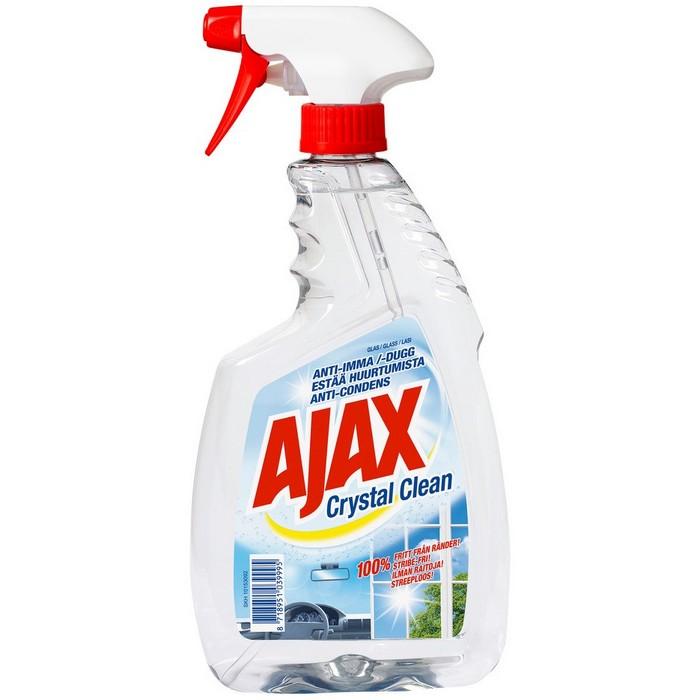 Спрей для стекла Ajax