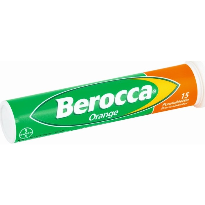 berocca витамины из Финляндии