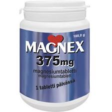 magnex375 витамины магния из Финляндии
