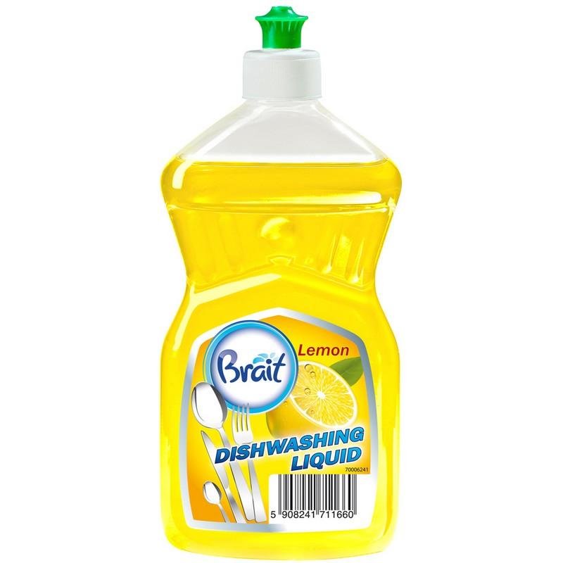 гель для мытья посуды из Финляндии