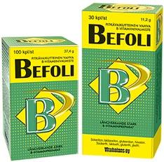 бефоли витамины группы Б из Финляндии