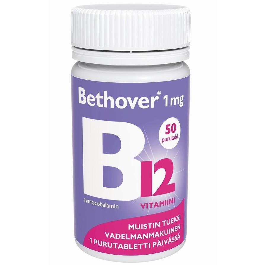 bethover витамин B12 из Финляндии