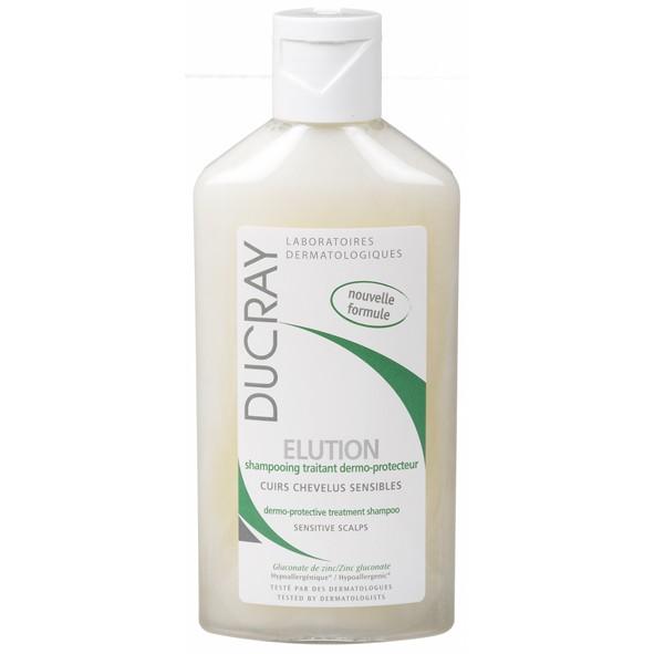 ducray терапевтический шампунь