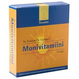 мультивитамины из Финляндии
