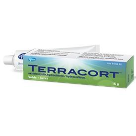 terracort крем от раздражений кожи