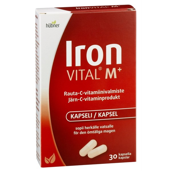 Iron Vital M витамин железа