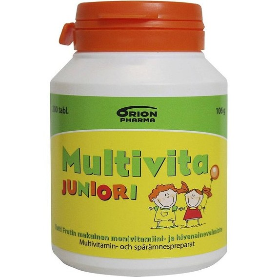 детские витамины из Финляндии