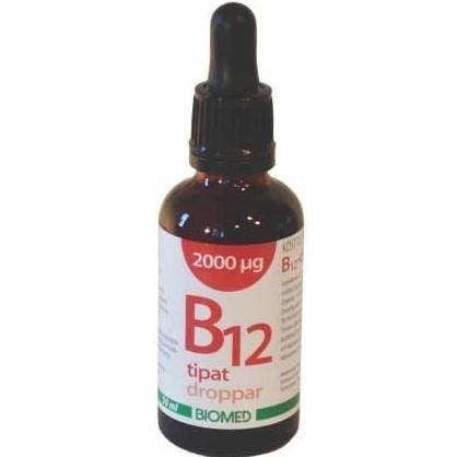 витамин Б12 в каплях