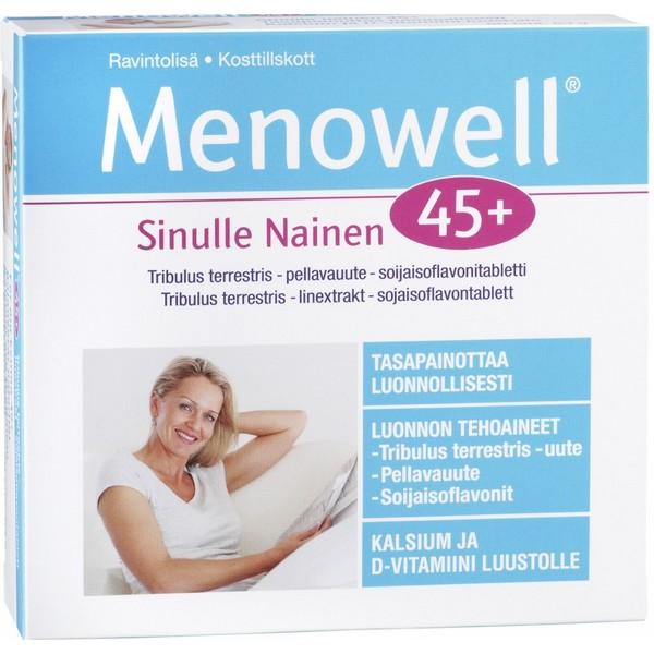 Menowell средство при менопаузе