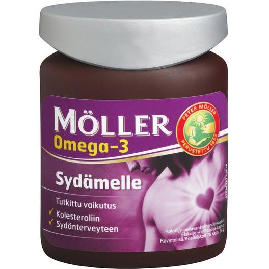Moller моллер омега для сердца