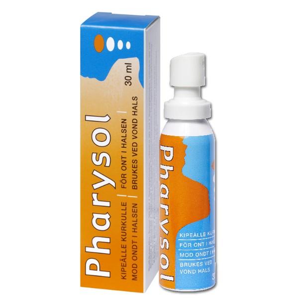 Pharysol фарисол спрей для горла
