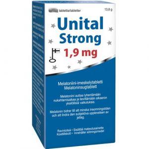 Unital_Strong мелатонин для сна