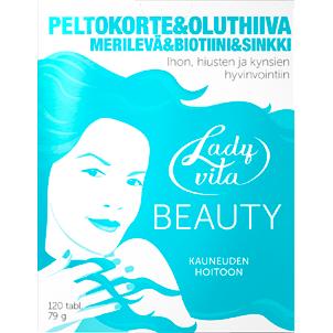 ladyvita-beauty витамины для женщин