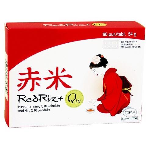 красный рис от холестирина