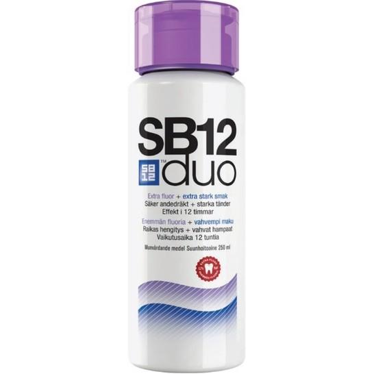 sb12 ополаскиватель для зубов