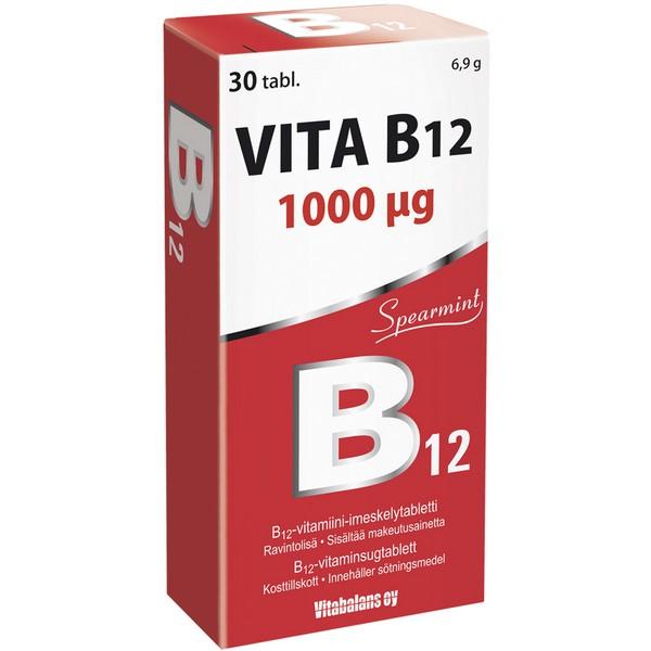 витамин B12 из Финляндии