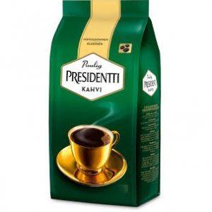 кофе президент паулиг из Финляндии