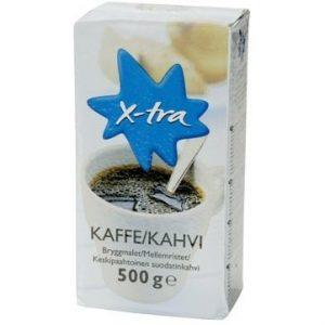Кофе из Финляндии молотый X-tra