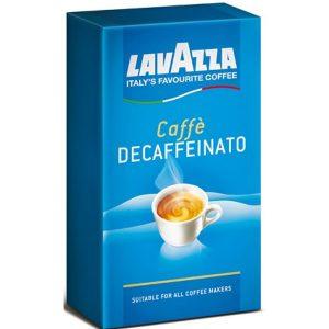 Кофе из Финляндии без кофеина молотый Lavazza