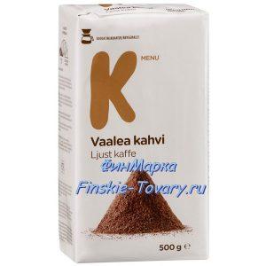 кофе из Финляндии молотый