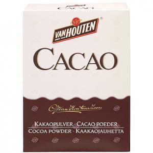тёмное какао Vanhohouten Cacao