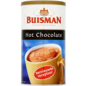 Горячий шоколад Вuisman Hot Chocolate