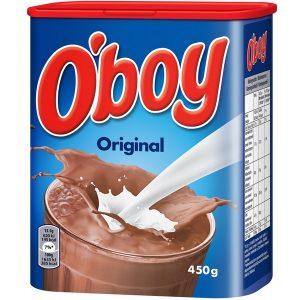 Какао O'boy