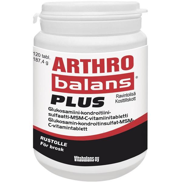 Arthrobalans артробаланс плюс витамины из Финляндии