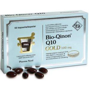 Q10 витамин из Финляндии