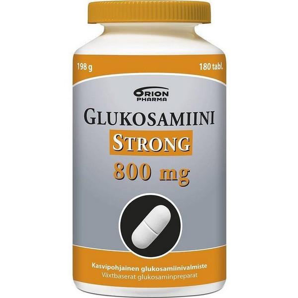 Glukosamiini глюкозамин 800 мкг