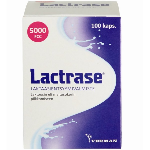 Lactrase фермент лактаза