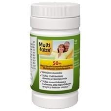 Multi-tabs_50 витамины от 50 лет из Финляндии