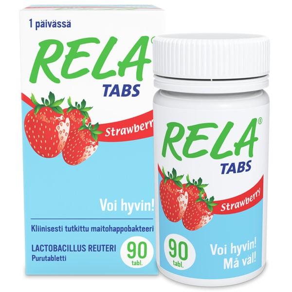 RELA кисло-молочные бактерии Рела