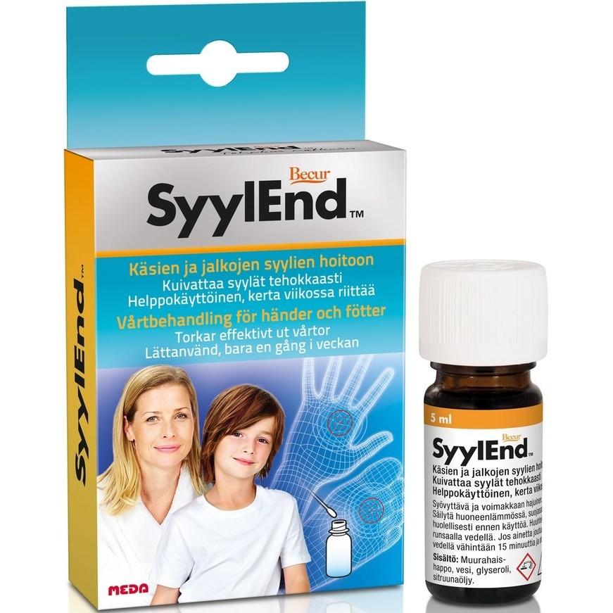 SyylEnd средство от бородавок