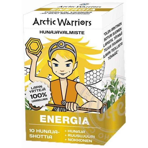 arctic_warriors энергетический заряд