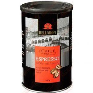 Кофе из Финляндии молотый bellarom espresso