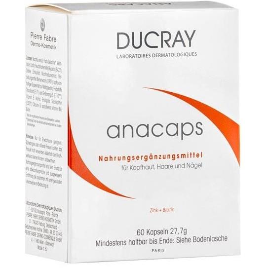 ducray витамин для красоты кожи