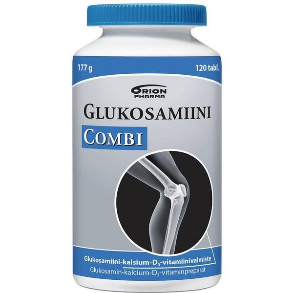 glukosamiini глюкозамин кальций и д3 из Финляндии