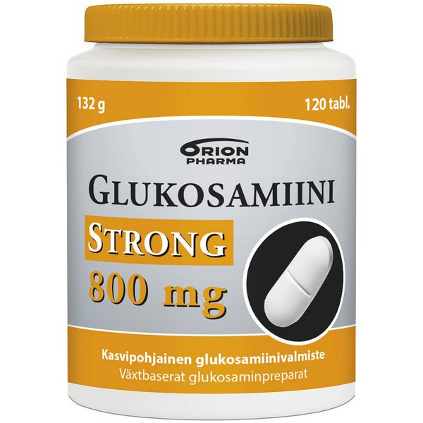 glukosamiini глюкозамин 800 мг