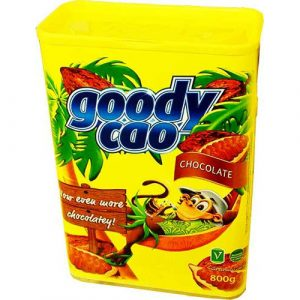 goody-cao какао из Финляндии
