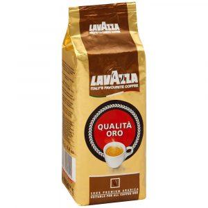 Кофе из Финляндии LAVAZZA QUALITA ORO